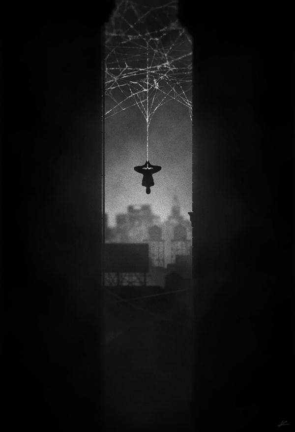Webslinger por Marko Manev
