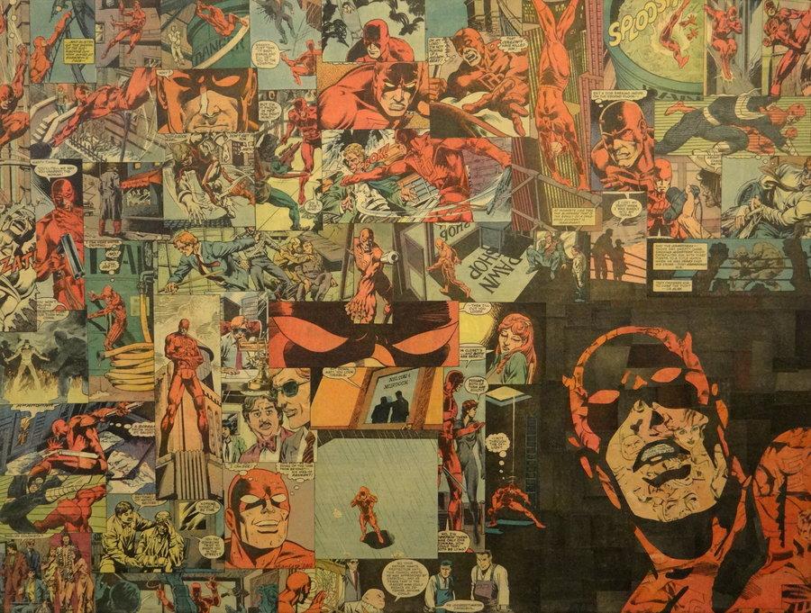 """""""Daredevil"""" por MikeAlcantara"""
