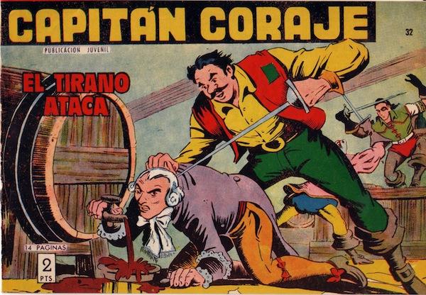El capitán Coraje
