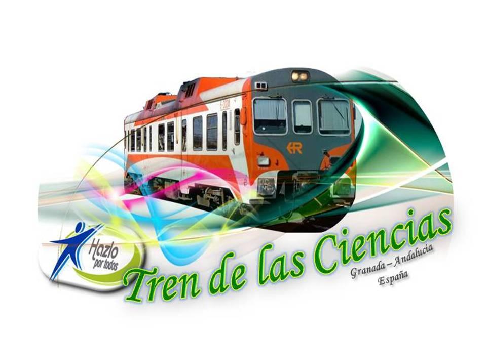 """Logo del """"Tren de las Ciencias"""""""