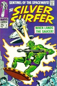 The Silver Surfer #2