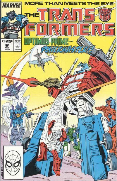 Transformers Vol 1 #42