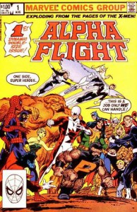 Alpha Flight #01