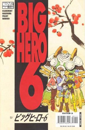 Big Hero 6 #01