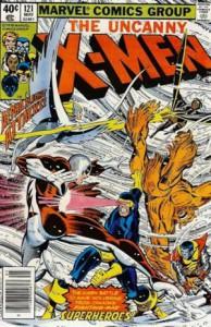 X-Men #121