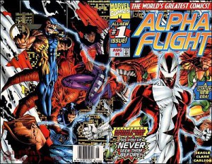 Alpha Flight Vol.2 #01