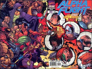 Alpha Flight Vol.2 #12