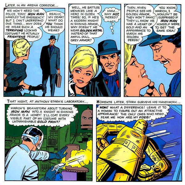 Página del Tales of Suspense #40. Por Jack Kirby