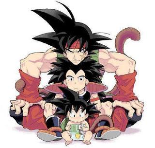 Dragon Ball, influyendo a a generación tras generación.