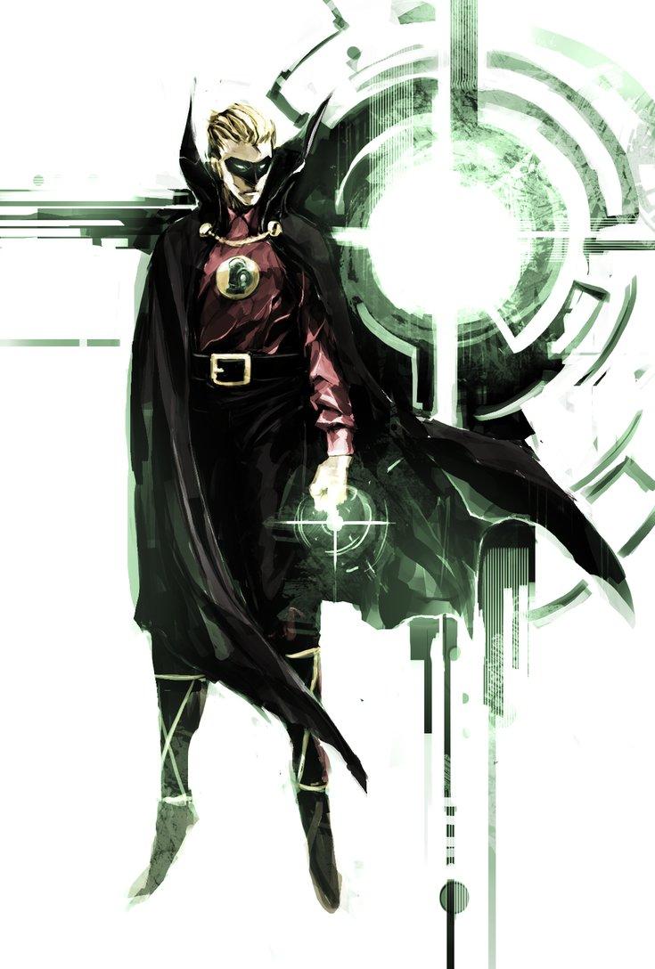 Green Lantern por naratani