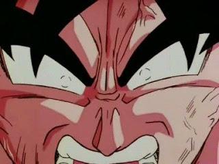 Goku, a punto de cumplir la profecía.