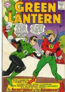 Green Lantern Vol 2 #40. Por Gil Kane y Murphy Anderson