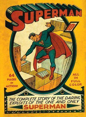Superman #1. Por Leo O'Mealia