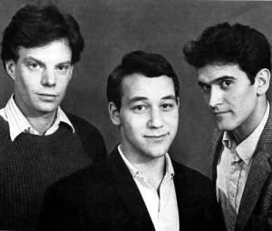 Rob Tapert, Sam Raimi y Bruce Campbell