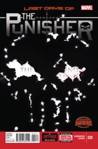 The Punisher Vol 9 #20. Mitch Gerads.