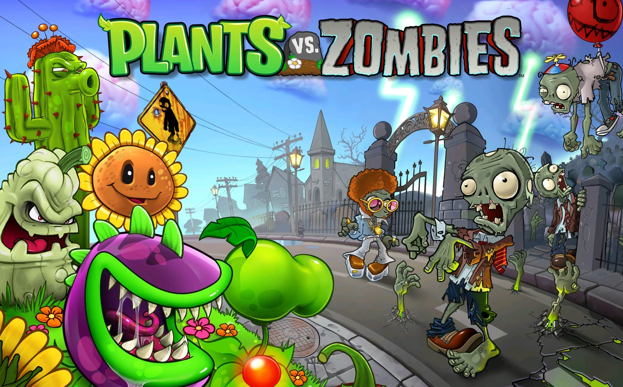 Plants Vs Zombies Adiccion Total