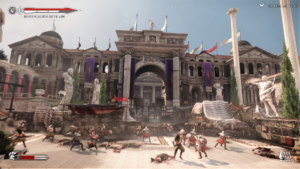 Escenarios Ryse: Son of Rome
