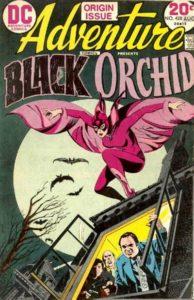 Portada de Adventure Comics #428 (73). Por Bob Oksner.