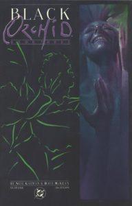 Black Orchid #3 (89). Por Dave McKean.