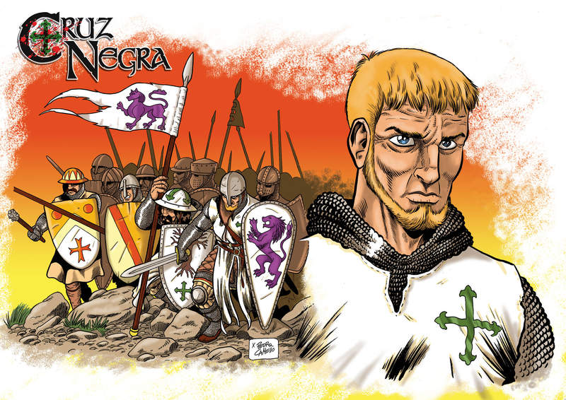 Frey Juan, de Cruz Negra. Por Pedro Camello.