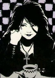 Muerte. Por Chris Bachalo para Death: The Time of Your Life #1.