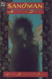 The Sandman #08 (89). Por Dave McKean.