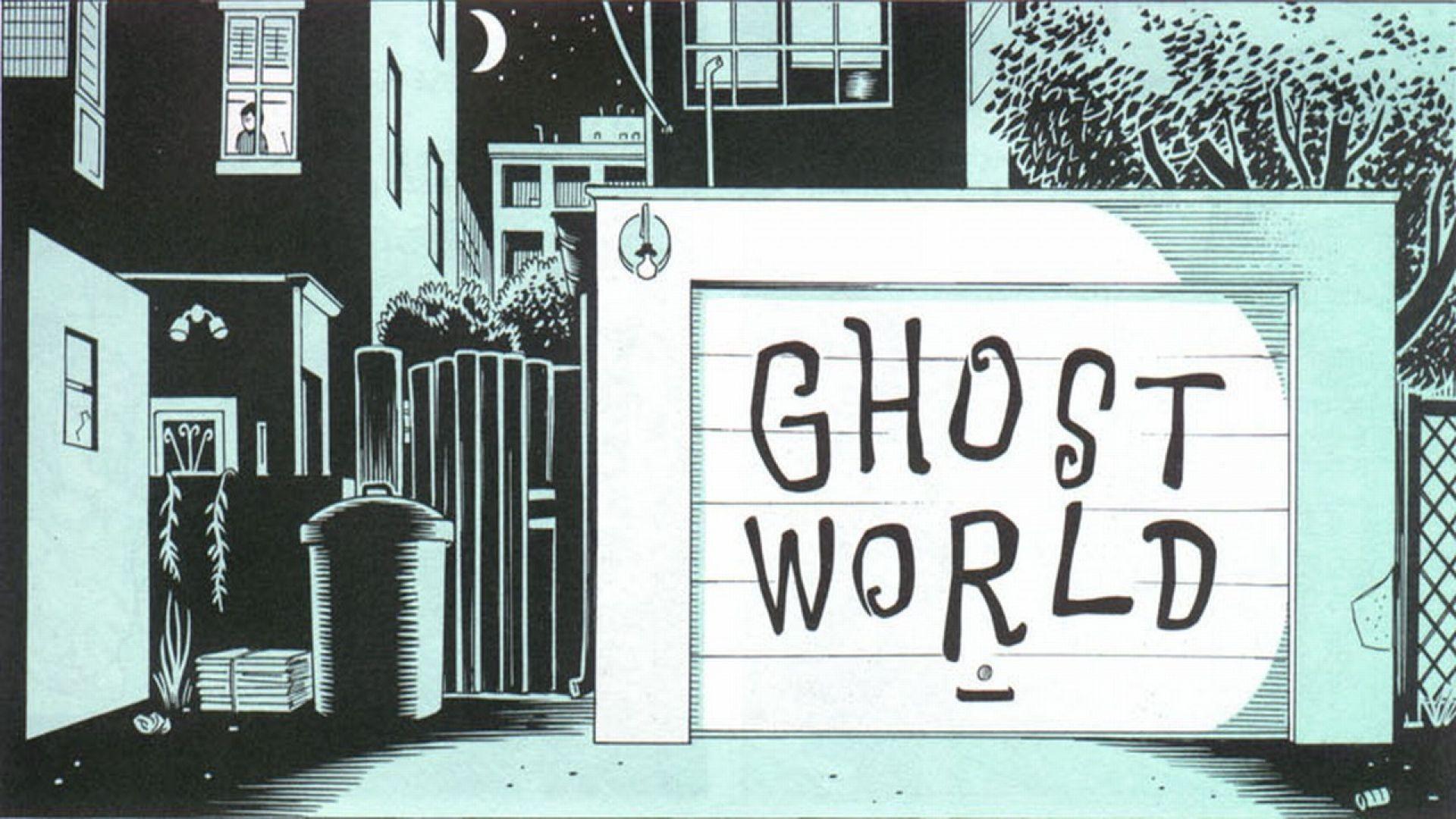 ghost world cochera