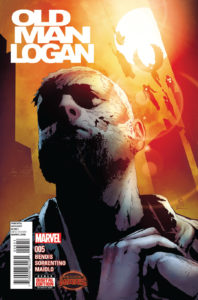 Secret Wars: Old Man Logan #5. Por Andrea Sorrentino y Marcelo Maiolo.