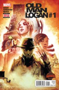 Secret Wars: Old Man Logan #1. Por Andrea Sorrentino y Marcelo Maiolo.