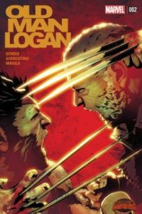 Secret Wars: Old Man Logan #2. Por Andrea Sorrentino y Marcelo Maiolo.