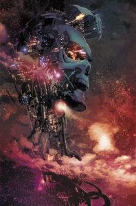 Sapiencial en Guardians of Knowhere #1 (15). Por Mike Deodato Jr.