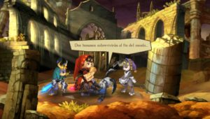 La profecía del Caldero Mágico es la trama principal y puede acabar como el rosario de la aurora.