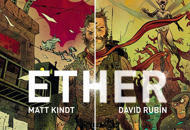 Cubierta de Ether #1