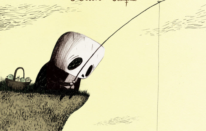 psiconautas portada del cómic