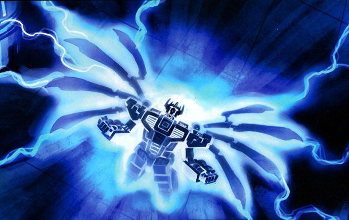 Transformers Revelations
