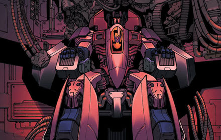 Transformers Infiltration Starscream