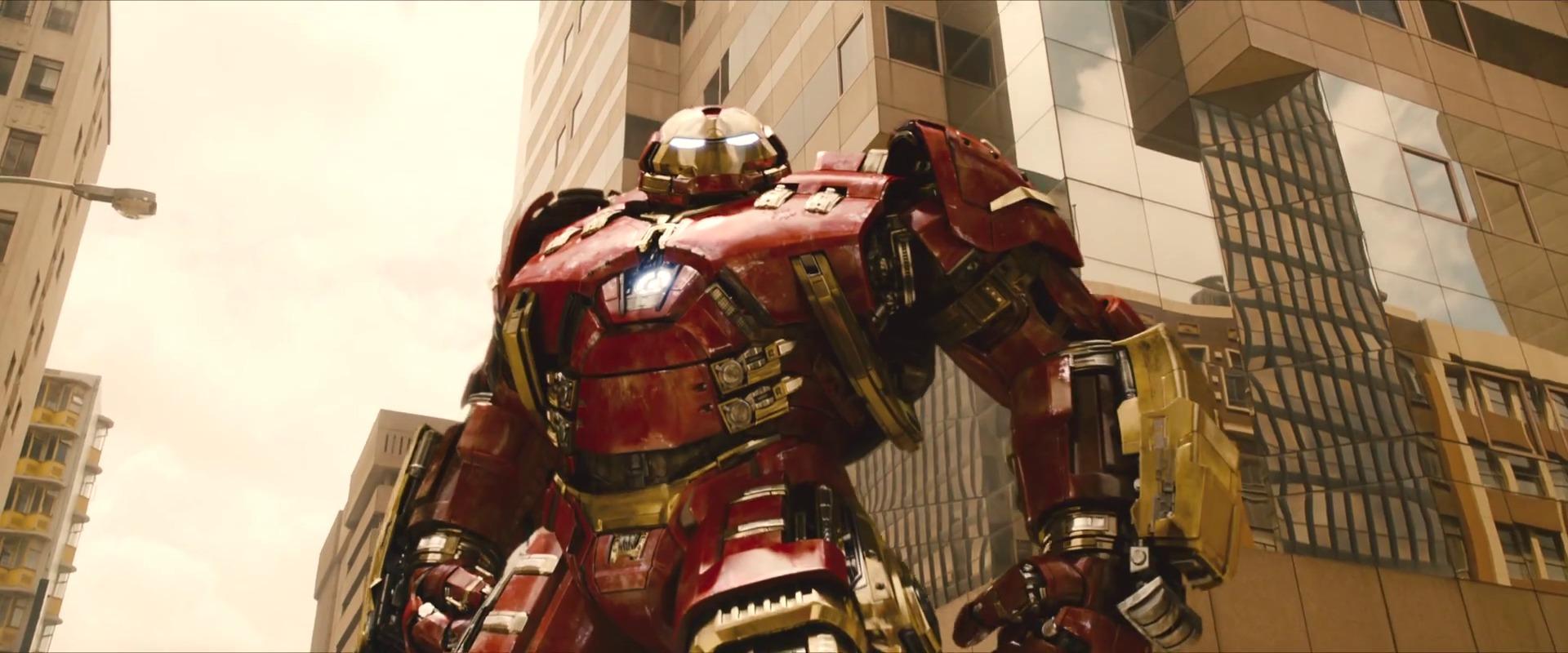 Es la armadura Hulkbuster la más popular de Iron Man