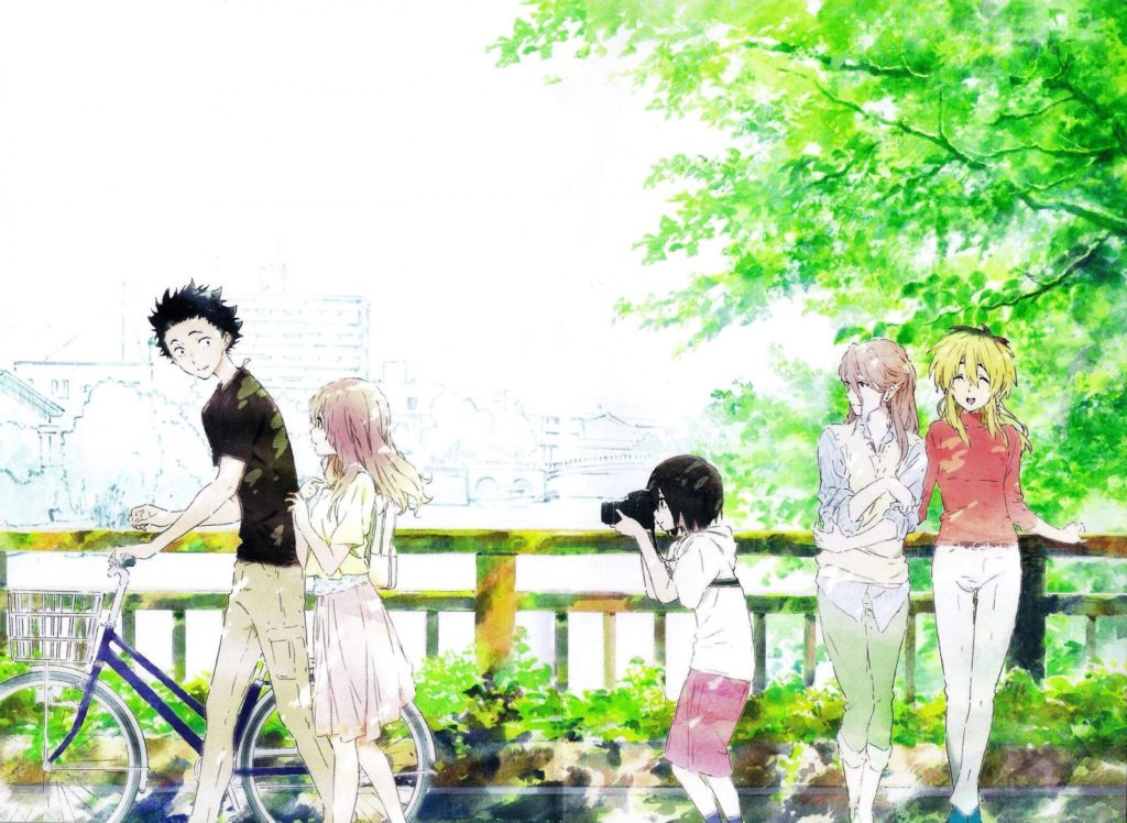 Koe no Katachi - A Silent Voice